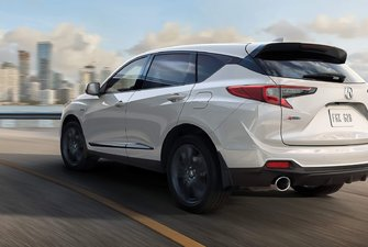 Acura RDX 2019 : tout nouveau tout beau