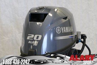 Yamaha 20HP  2010