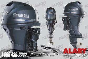 Yamaha 40 HP  2019