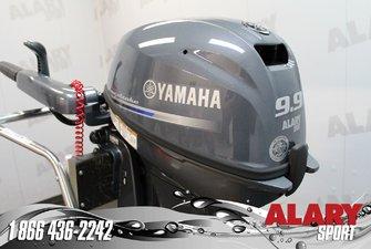 Yamaha 9.9 HP  2019
