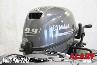 Yamaha high thrust 9.9 hp  2015