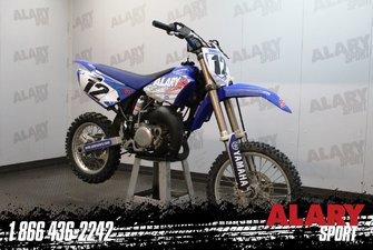 Yamaha YZ85  2015