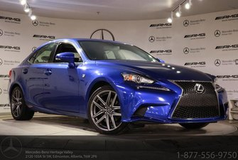 2015 Lexus IS250 AWD 6A