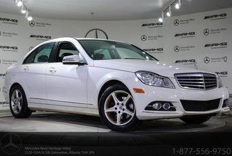 2012 Mercedes-Benz C250 4MATIC Sedan