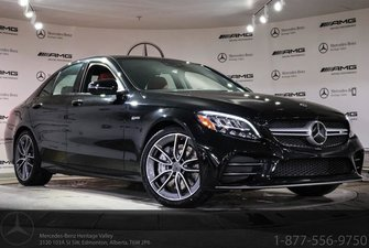 New 2019 Mercedes-Benz GLC43 AMG 4MATIC SUV for sale