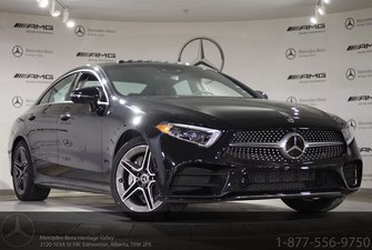 2019 Mercedes-Benz CLS450 4MATIC Coupe