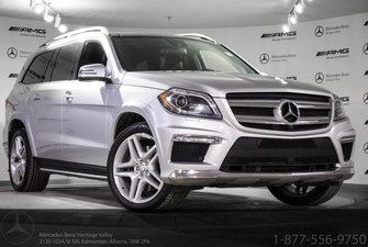 2015 Mercedes-Benz GL350 BlueTEC 4MATIC