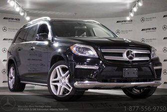 2014 Mercedes-Benz GL550 4MATIC