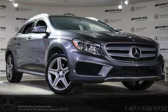 2017 Mercedes-Benz GLA250 4MATIC SUV