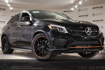 2019 Mercedes-Benz GLE43 AMG 4MATIC Coupe