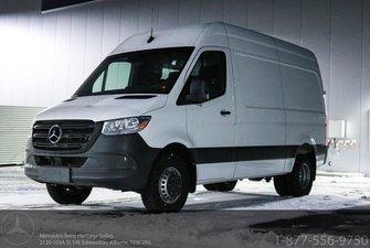2019 Mercedes-Benz Sprinter V6 3500 Cargo 144