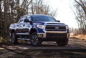 2015 Toyota Tundra 4x4 CrewMax SR5 5.7 6A