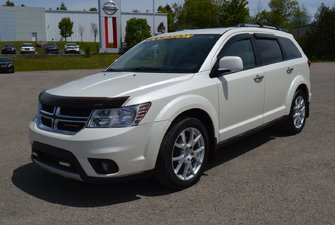 Dodge Journey R/T AWD 7 PASSAGERS, CUIR, TOIT OUVRANT 2014