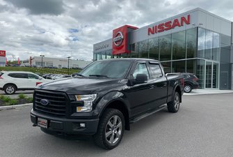Ford F-150 XLT  SPORT   FX4 EDITION 302A 2015