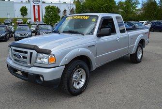 2010 Ford Ranger SPORT KING-CAB V-6 4.0 LITRES