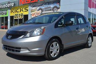 Honda Fit DX-A AUTOMATIQUE A/C VITRES ÉLECTRIQUES 2010