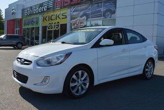 Hyundai Accent GLS BERLINE AUTOMATIQUE TOIT-OUVRANT MAGS A/C 2014
