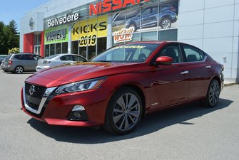 Nissan Altima EDITION ONE GPS CUIR CHAINE AUDIO BOSE 2019