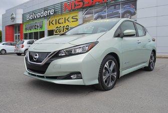 Nissan Leaf SV 40KWH GPS CAMERA DE RECUL BLUETOOTH QUICK CHARG 2018