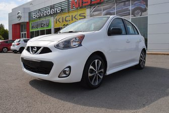 Nissan Micra SR AUTOMATIQUE CAMERA DE RECUL MAGS BLUETOOTH 2015