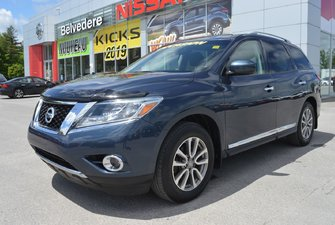 Nissan Pathfinder SL AWD CUIR CAMERA MAGS BLUETOOTH 2015
