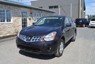 2013 Nissan Rogue GROUPE ÉLECTRIQUE TOIT OUVRANT A\C BLUETOOTH