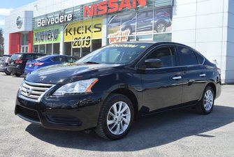 Nissan Sentra SENTRA SV LUXE TOIT OUVRANT NAVIGATION CAMERA MAGS 2014