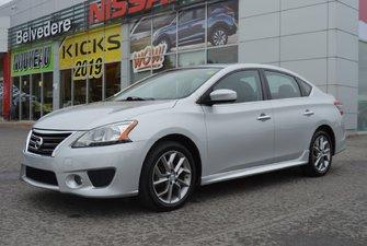 Nissan Sentra SR AUTOMATIQUE TOIT OUVRANT GPS A/C  BLUETOOTH 2014