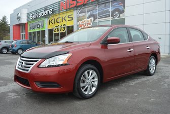 Nissan Sentra SV AUTOMATIQUE A/C MAGS CAMERA  BLUETOOTH 2015