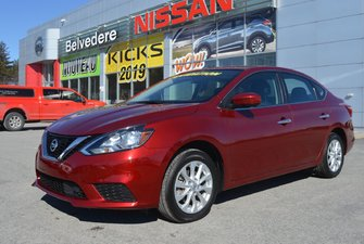 Nissan Sentra SV TECH TOIT OUVRANT MAGS NAVIGATION 2018