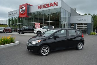 2014 Nissan Versa Note SL A/C BLUETOOTH CAMERA DE RECUL COMMANDE VOCALE