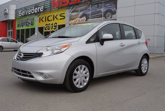 2014 Nissan Versa Note SV AUTOMATIQUE CAMERA DE RECUL BLUETOOTH