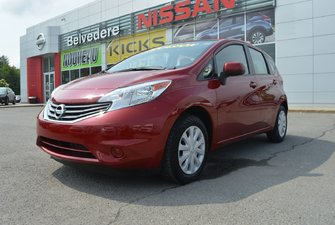2014 Nissan Versa Note SV AUTOMATIQUE AIR CLIMATISE BLUETOOTH DEM. A DIST