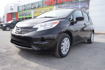 Nissan Versa Note S AUTOMATIQUE AIR CLIMATISÉ BLUETOOTH 2015