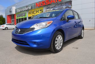 Nissan Versa Note SV AUTOMATIQUE CAMERA DE RECUL BLUETOOTH 2015