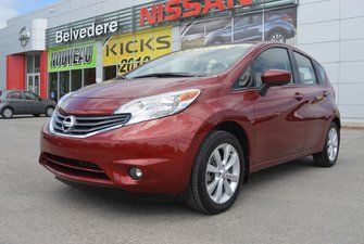 Nissan Versa Note SL AUTOMATIQUE MAGS NAVIGATION CAMERA BLUETOOTH 2016