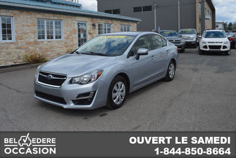 Subaru Impreza GR ÉLECTRIQUE A/C BLUETOOTH CAMERA DE RECUL 2015