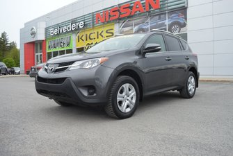 Toyota RAV4 LE AWD CAMERA DE RECUL SIEGES CHAUFFANTS BLUETOOTH 2015
