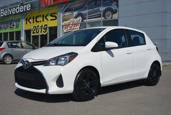 2015 Toyota Yaris LE AUTOMATIQUE GROUPE ÉLECTRIQUE AIR CLIMATISÉ