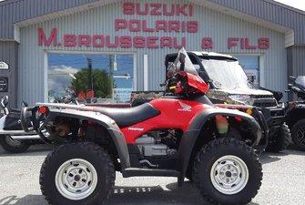 Honda ATV TRX650 Rincon GPS 2005