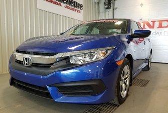 2017 Honda Civic Sedan LX bluetooth nouveau modèle automatique