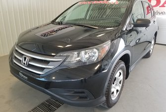 Honda CR-V LX bluetooth millage certifié 2014