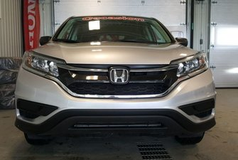 Honda CR-V LX bluetooth bas millage 2016