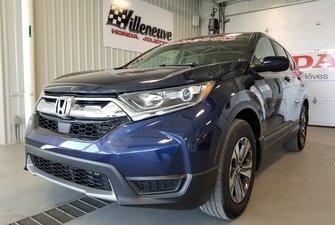 Honda CR-V LX AWD nouveau modèle 2017
