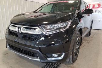 2017 Honda CR-V Touring AWD bas kilo le top