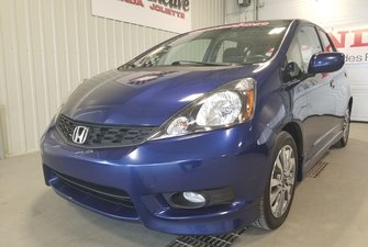 Honda Fit Sport transmission automatique full 2014