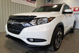 Honda HR-V EX-L Navi Touring AWD comme neuf 2018