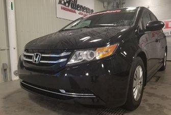 2015 Honda Odyssey LX full bluetooth millage certifié