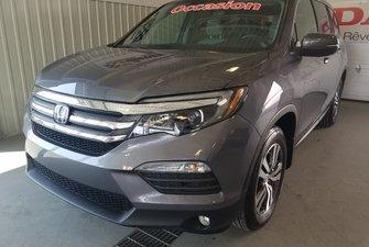 2016 Honda Pilot EX-L cuir toit mags AWD bas kilo certifié