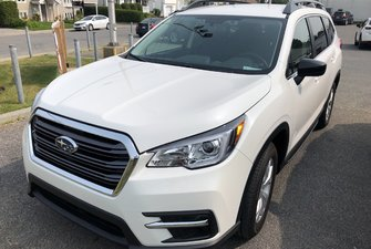 Subaru ASCENT Convenience 8-Passenger 2019